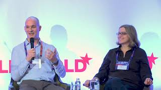 The Untapped Potential Of Blockchain (Branimir Rakic & Isabell Welpe)    DLD Belgrade