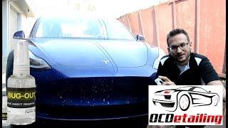Tesla Model 3 - CarPro Bug-Out - OCDetailing®