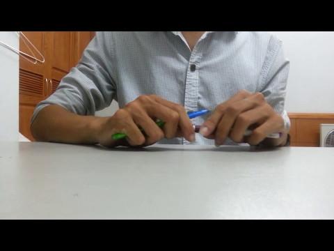 Em Đừng Đi pen tapping cover :))