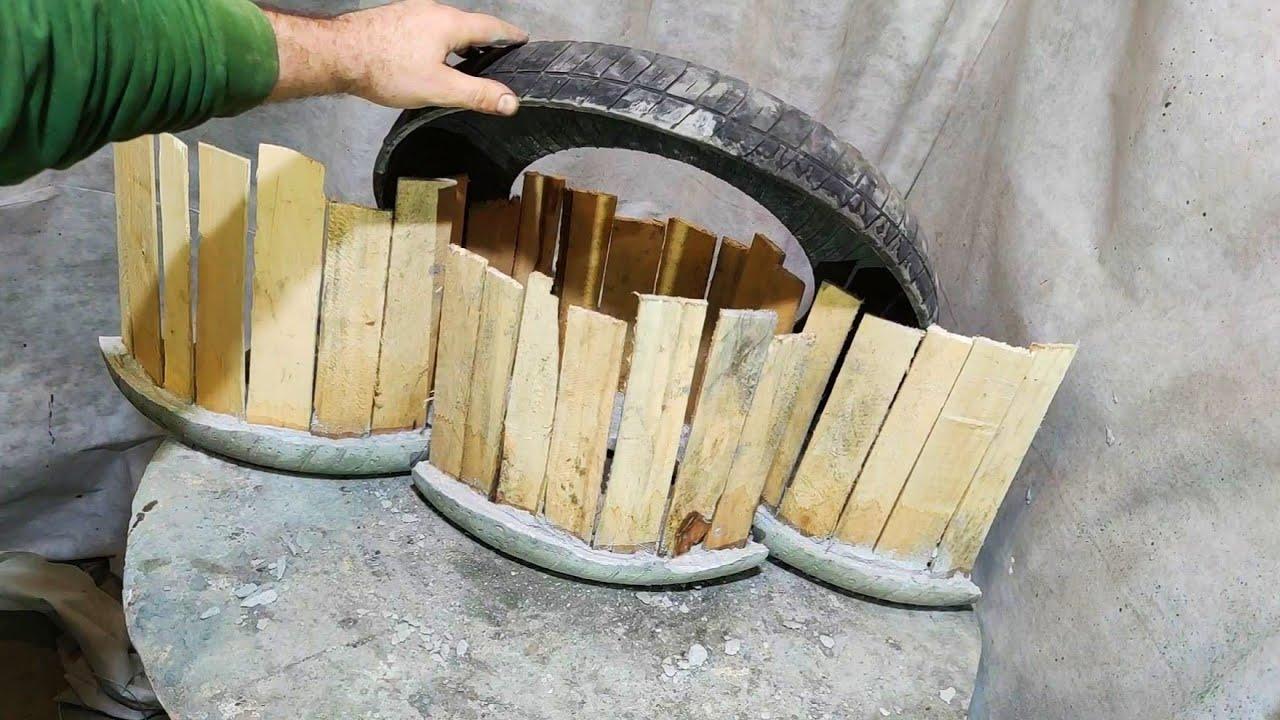 Продавцы  увидели эту Поделку и перестали мне отдавать деревянные ящики, оставляют себе