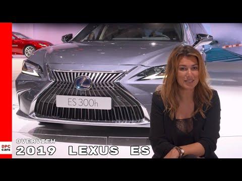 Lexus ESh Hybrid Overview