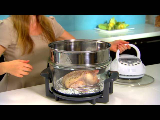 Kambrook Turbo Convection Oven You, Glass Bowl Convection Oven Recipes