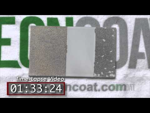 Corrosion Resistant Coating that Alloys Steel   EonCoat