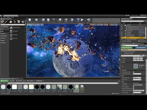 Voxel Farm: New Unreal Engine 4 Plugin
