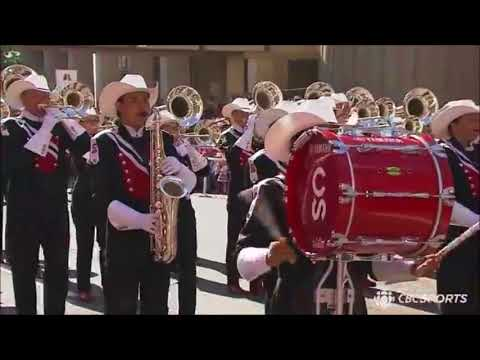 Cbc Tv Coverage Calgary Stampede Showband Youtube