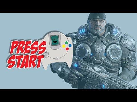 Press Start Podcast Vs Broadband Bullies Showdown Part 2 | Gears 4