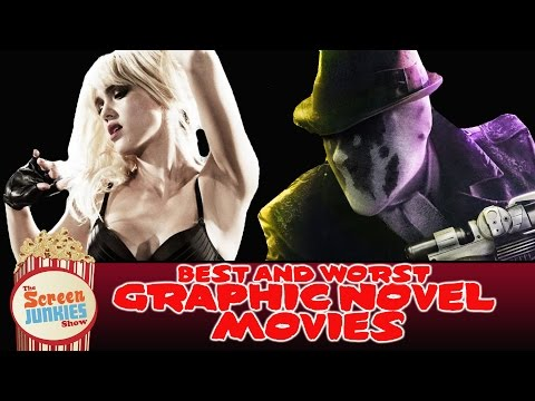 Best & Worst Graphic Novel Movies