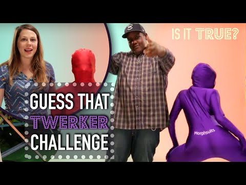 Black People are the Best Twerkers? - Is It True