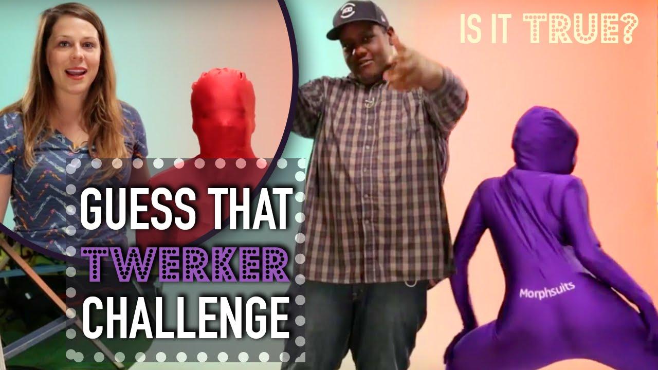 Black People are the Best Twerkers? - Is It True