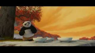Kung Fu Panda - You Are Free To Eat !