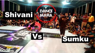 BGirl Shivani Vs BGirl Sumku | B-Girl Battle | Who's the King Jam, Chennai 2019