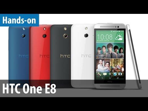 HTC One E8 im Mobiwatch-Hands-on | deutsch / german