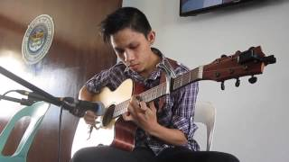 Repeat youtube video Mas mahalaga(Agape) - Reedemed Band (Fingerstyle) LIVE