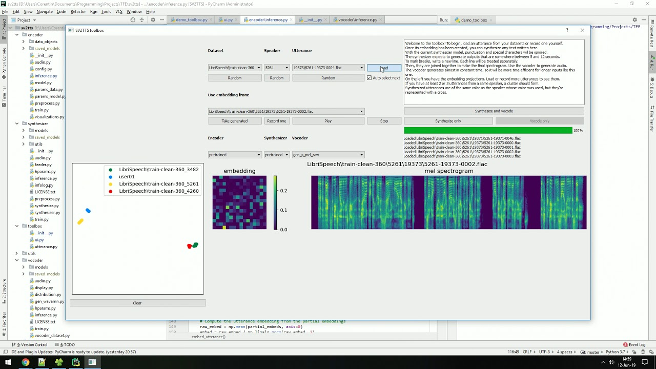 Clone a voice in 5 seconds to generate arbitrary speech in real-time