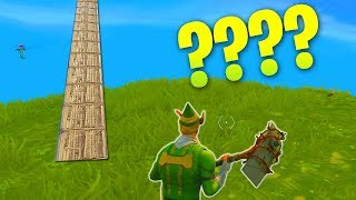 SKY BRIDGE CHALLENGE! - FORTNITE FUNNY MOMENTS (Fortnite Battle Royale)