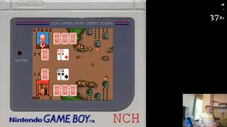 (PB) Hoyle Card Games (GBC) - War [1:27]