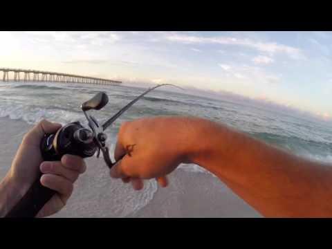 Fishing in Navarre Beach, Florida