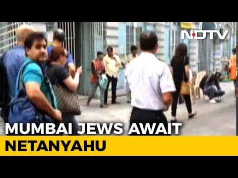 Jews In Mumbai Excited To Host Israeli PM Benjamin Netanyahu This Week