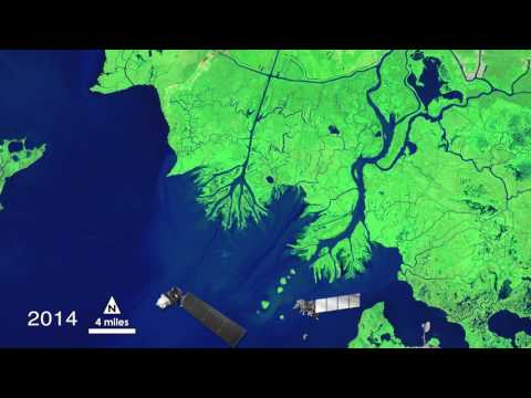 Landsat Celebrates 45 Years of Earth Observations
