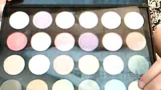 Review: Coastal Scents 24 Piece Shimmer Eye Shadow Palette Thumbnail