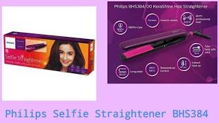 Philips BHS384 Selfie Straightener - Good one