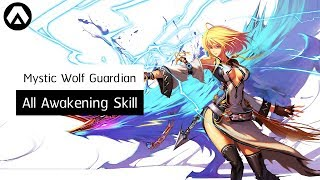 Video [Kritika] Mystic Wolf Guardian : All Awakening Skill (LV.10) Red & Blue download MP3, 3GP, MP4, WEBM, AVI, FLV Mei 2018