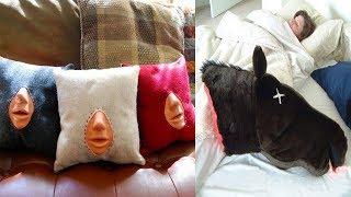 Most Creative & Unusual Pillows