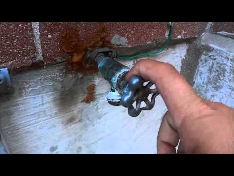How To Fix A Leaky Hose Faucet (No Plumber Needed)
