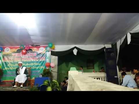 Ceramah Agama Kh. Ghofur Al Mubarok Di Cilegon