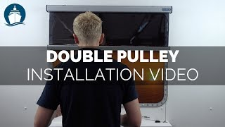 Double Pulley Installation Video