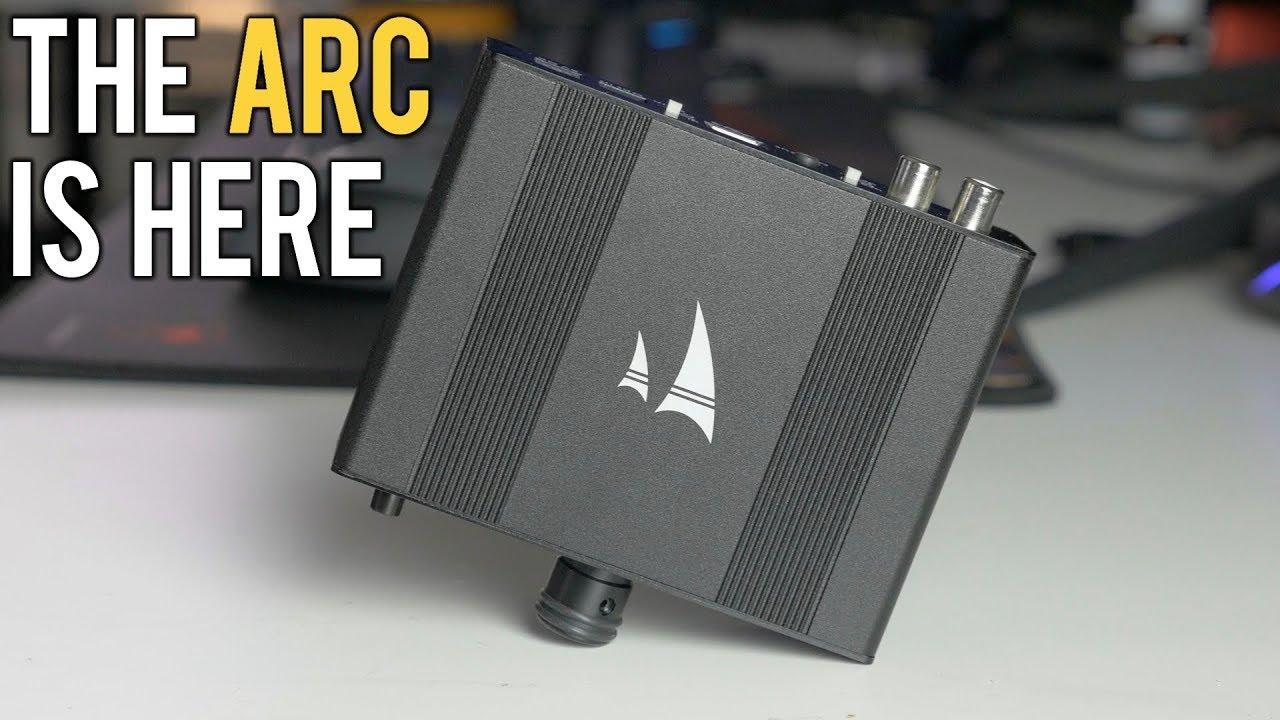 ARC Gaming Amplifier /& DAC