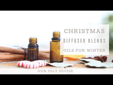 best-essential-oil-diffuser-blends-for-christmas