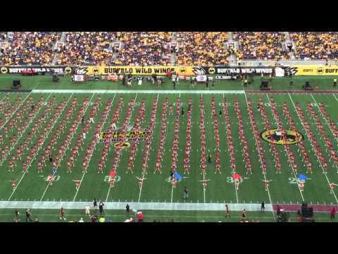 Citrus Bowl All American halftime show 1/2015