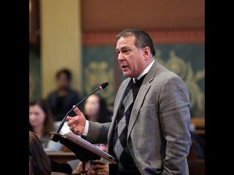 Rep. Henry Yanez Opposes HB 5456 Asbestos Victim Legislation