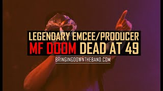MF DOOM Dead at 49