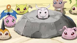 Digimon Tri With Saban Music - Meeting the Digimon Again (Co...