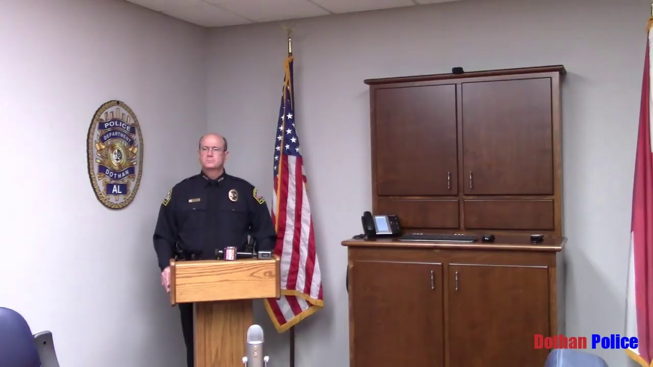 criminal investigations – Dothan Police Department