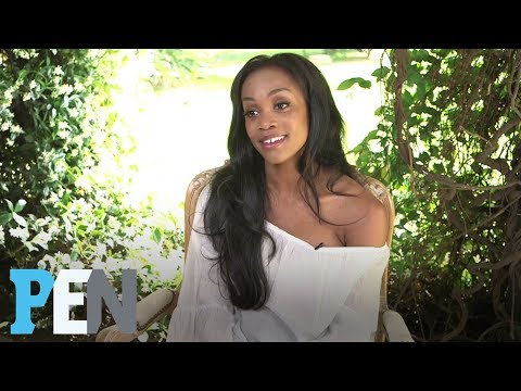 Bachelorette Rachel Lindsay On Her Fiancé, Being Engaged: 'I Found My Forever Love' | PEN | People
