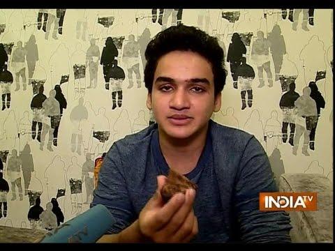 Faisal Khan Celebrates His 18th Birthday with IndiaTV