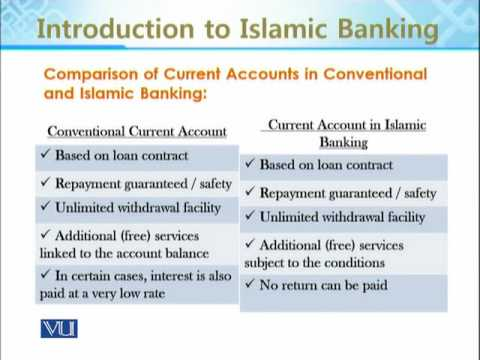 comparison of islamic banking and conventional March, 2014 comparison between islamic and conventional banking: evidence from malaysia international journal of islamic banking.
