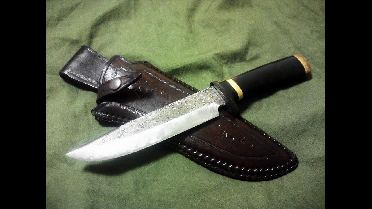 Paper test knife