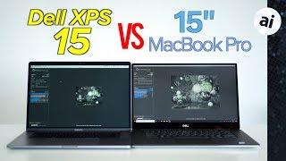 Dell XPS 15 vs 15
