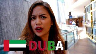 Things Didn't Go As PLANNED in DUBAI - Dubai Metro, Mall & Desert Safari