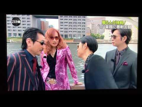 嵐 『忍びの国』THE MUSIC DAY『自動演奏木琴』作りzero