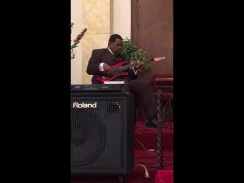 """Elder Allen B. Wilson singing """"I Feel Like Going On"""""""