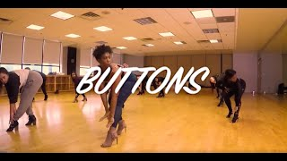 BUTTONS | Pussycat Dolls | Marissa Tonge Dance Choreography