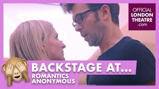 In rehearsal: Romantics Anonymous