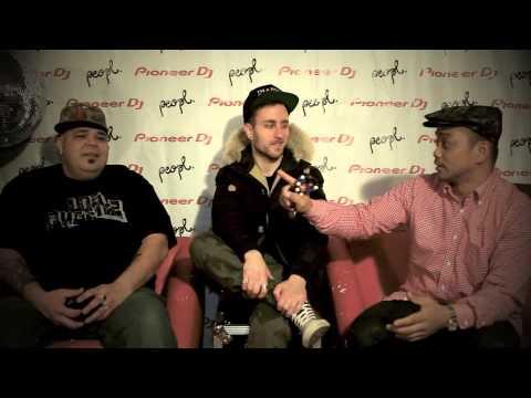 DJ Sneak jojoflores & Paolo Rocco Interview at Peopl. Part 3: Deep House Music