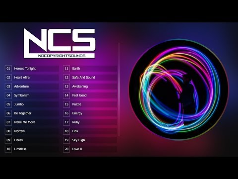 Top 20 Most Popular Songs by NCS   Best of NCS   Most Viewed Songs