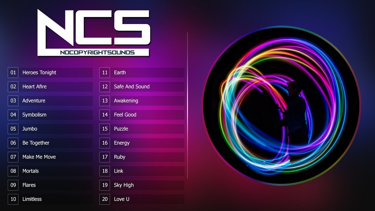 Top 20 Most Popular Songs By Ncs Best Of Ncs Most Viewed Songs Youtube